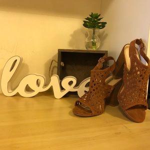 Heeled Summer Sandals